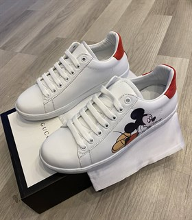 BEYAZ GUCCİ MİKEY SNEAKERS