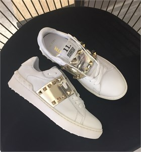 GOLD VAL SNEAKERS
