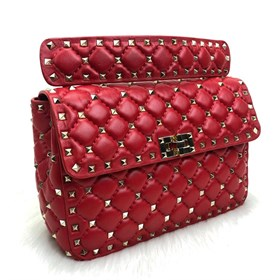 Valentino Garavani Rockstud Spike Bag Medium 4
